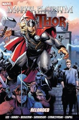Marvel Platinum: The Definitive Thor 2 (Paperback): Stan Lee