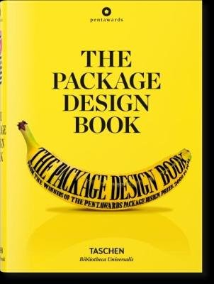 The Package Design Book (English, French, German, Hardcover): Pentawards, Julius Wiedemann