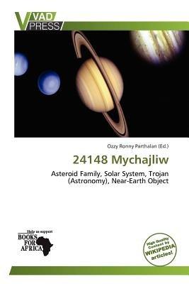 24148 Mychajliw (Paperback): Ozzy Ronny Parthalan