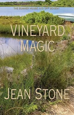 Vineyard Magic (Paperback): Jean Stone