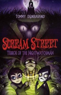 Terror of the Nightwatchman (Hardcover, Bound for Schools & Libraries ed.): Tommy Donbavand