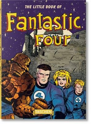 The Little Book of Fantastic Four (English, French, German, Paperback): Roy Thomas