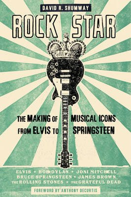 Rock Star - The Making of Musical Icons from Elvis to Springsteen (Hardcover): David R. Shumway