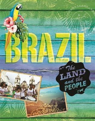 Brazil (Hardcover): Susie Brooks