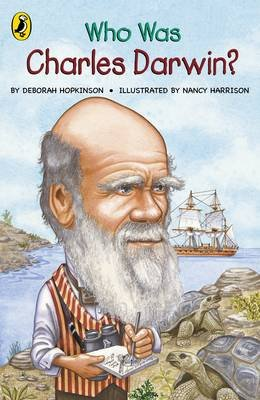 Who Was Charles Darwin? (Paperback): Puffin