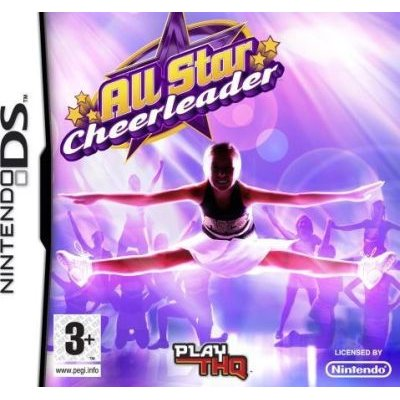All Star Cheerleader (Nintendo DS, Game cartridge):