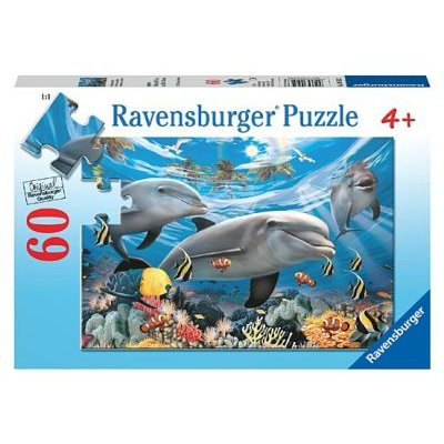 Caribbean Smile Puzzle (60 Pieces) (Hardcover): Ravensburger