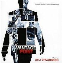 Original Soundtrack - Vantage Point (Orvasson) (CD): Original Soundtrack