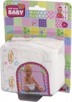 New Born Baby Diapers (5 Piece):