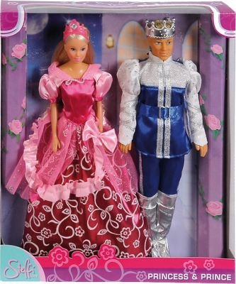 Steffie Love Prince and Princess (Supplied Pack May Vary):