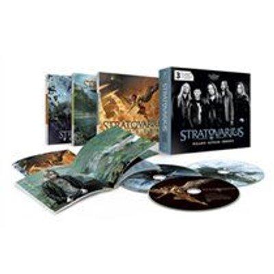 Stratovarius - Polaris/Elysium/Nemesis (CD): Stratovarius
