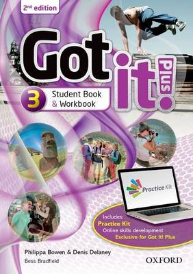 Got it! Plus: Level 3: Student Pack - Get it all with Got it! 2nd edition! (Mixed media product, 2nd Revised edition):