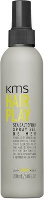 KMS HairPlay Sea Salt Spray (200ml):