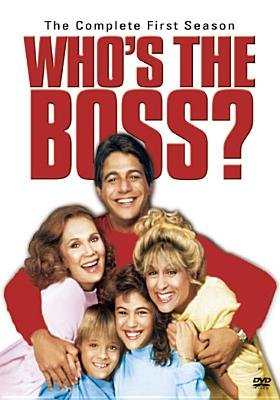 Who's the Boss? - The Complete First Season (Region 1 Import DVD):