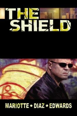 The Shield - Spotlight (Paperback): Jeff Mariotte