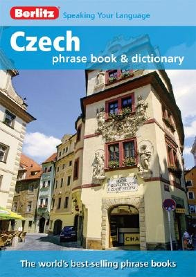 Berlitz: Czech Phrase Book & Dictionary (Czech, English, Paperback):