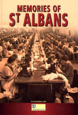 Memories of St Albans (Paperback):