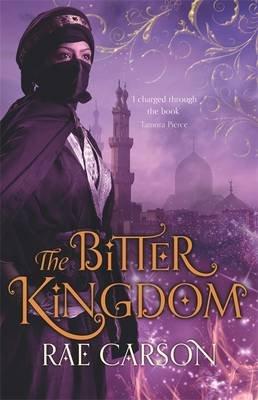 The Bitter Kingdom (Paperback): Rae Carson