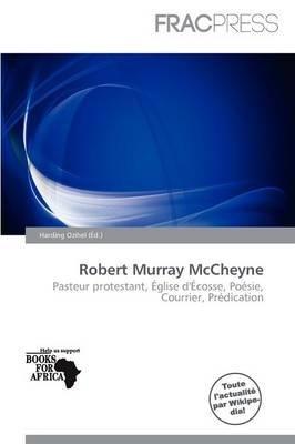 Robert Murray McCheyne (French, Paperback): Harding Ozihel