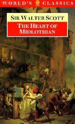 The Heart of Midlothian (Paperback): Sir Walter Scott