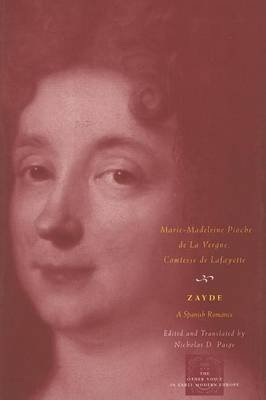 Zayde (Electronic book text): Marie-Madeleine Lafayette