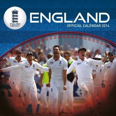 Official England Cricket 2014 Square Calendar (Calendar):