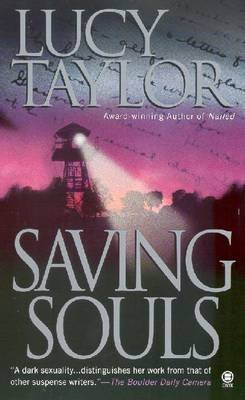 Saving Souls (Paperback): Lucy Taylor