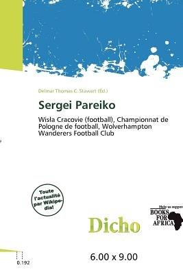 Sergei Pareiko (French, Paperback): Delmar Thomas C. Stawart