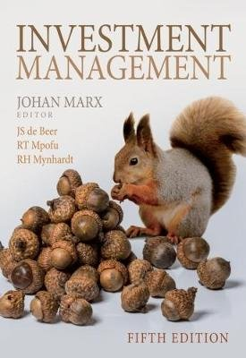 Investment management (Paperback, 5th ed): Johan Marx