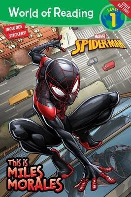 World Of Reading: This Is Miles Morales (Paperback): Marvel Press Book Group