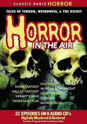 Horror in the Air - Tales of Terror, Weirdness, & the Occult (Standard format, CD): Peter Lorre, Hal Holbrook, Boris Karloff,...