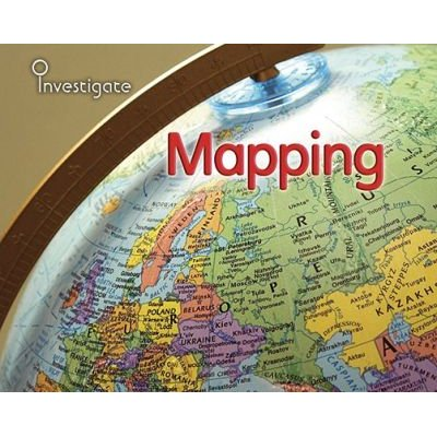 Mapping (Hardcover): Louise Spilsbury