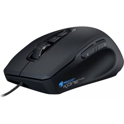 Roccat Kone Pure Core Performance Wired Laser Gaming Mouse (Black):