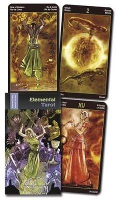 Elemental Tarot (Hardcover): Lo Scarabeo