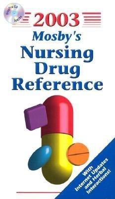 Mosby's Nursing Drug Reference (Paperback, 3Rev ed): Linda Skidmore-Roth