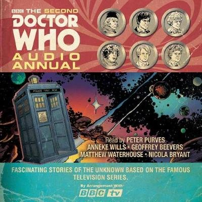 The Second Doctor Who Audio Annual - Multi-Doctor stories (Standard format, CD, Unabridged edition): Bbc Audio
