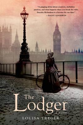 The Lodger (Hardcover): Louisa Treger