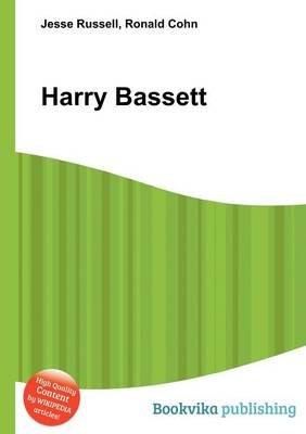 Harry Bassett (Paperback): Jesse Russell, Ronald Cohn