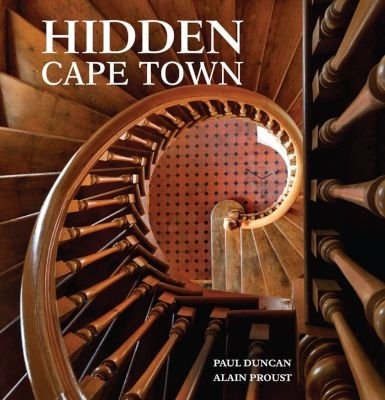 Hidden Cape Town (Hardcover): Paul Duncan