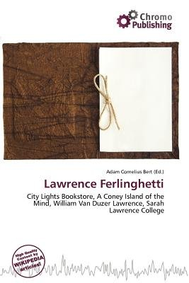 Lawrence Ferlinghetti (Paperback): Adam Cornelius Bert