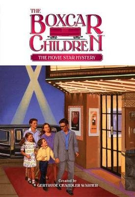 The Movie Star Mystery (Paperback): Gertrude Chandler Warner