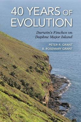 40 Years of Evolution (Electronic book text): Peter R. Grant, B.Rosemary Grant