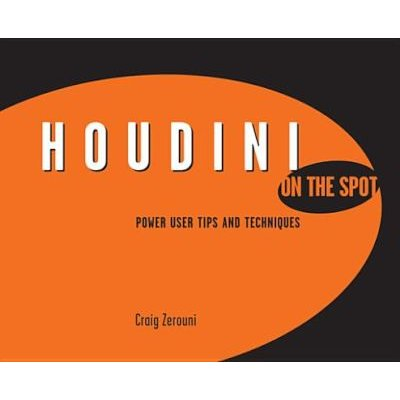 Houdini On the Spot - Power User Tips and Techniques (Electronic book text): Craig Zerouni