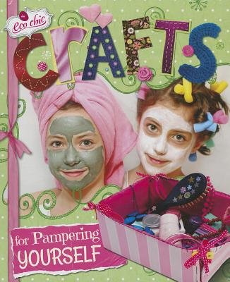 Crafts for Pampering Yourself (Hardcover): Susannah Blake