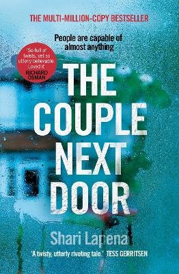 The Couple Next Door (Paperback): Shari Lapena