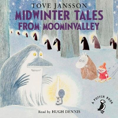 Midwinter Tales from Moominvalley (Standard format, CD, Unabridged edition): Tove Jansson