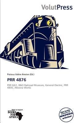 Prr 4876 (Paperback): Proteus Val Re Kresten