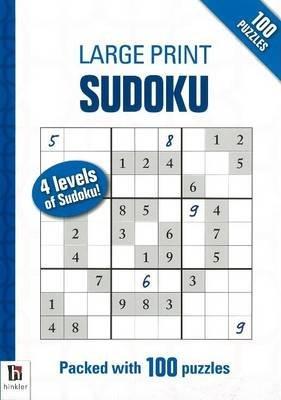 Large Print Puzzles -  Sudoku 3 (Paperback):