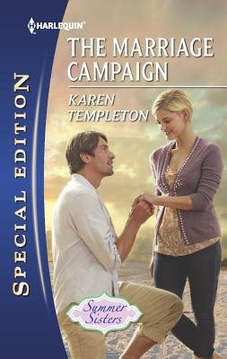 The Marriage Campaign (Paperback): Karen Templeton