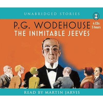 The Inimitable Jeeves, Volume 1 (Standard format, CD, abridged edition): P.G. Wodehouse